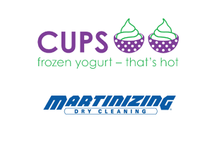 Cups Frozen Yogurt, Martinizing Dry Cleaning
